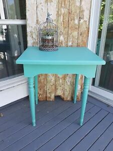 Teal Hall / Entry Table