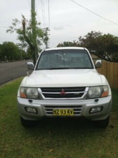 2002 Mitsubishi Pajero Exceed