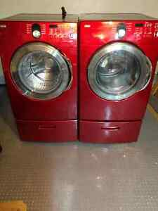 Washer, Dryer -  Laveuses, Sécheuses