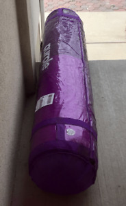 Brand new purple bed QUEEN SIZE