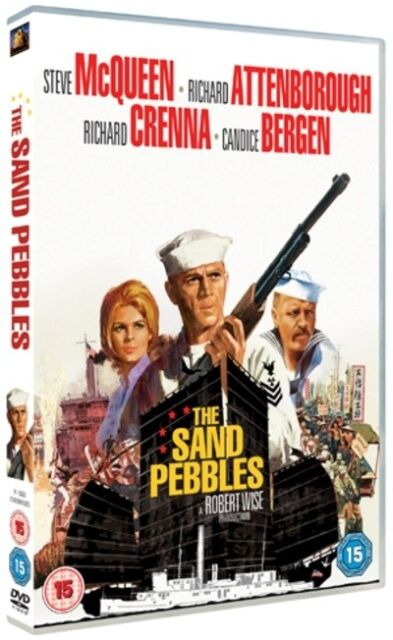 The Sand Pebbles [Regions 2,4] - DVD - New - Free Shipping.