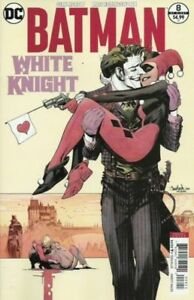 Batman White Knight #8 Cover B ... Willing to Ship