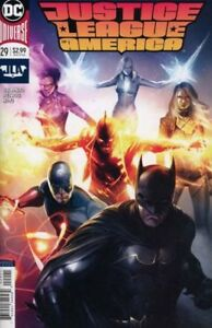 Justice League of America #29 Mattina ... Willing to Ship