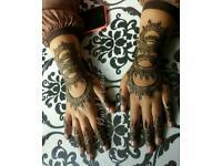 Mehndi henna artist