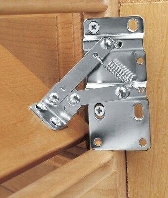 Rev-A-Shelf 6552-95-0220 6552 Seriesone Pair of Hinges for Cabinet Tip-Out Trays