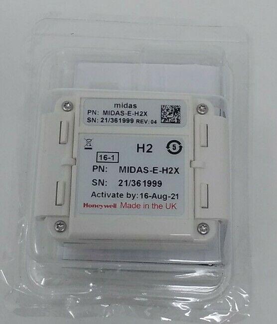 Honeywell Midas Sensor Cartridge MIDAS -E-HZX