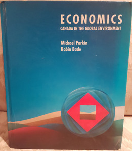 Economics: Canada in the Global Environment (Hard Copy)