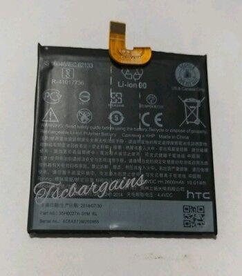 T-MOBILE HTC U11 LIFE 2PQF300 REPLACEMENT BATTERY B2Q3F100 2600mAh 3.85V