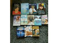 Job lot of books good condition
