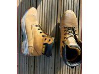 De Walt Industrial Boots