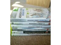 Assassins Creed 6 games Xbox 360