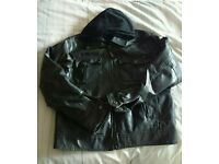Various mens leather jackets