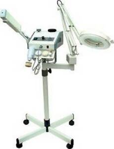 3 in 1 Multi Facial Machine Steamer Magnifying Lamp Brush Machine Rocklea Brisbane South West Preview