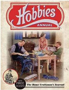The Hobbies Annual  New Book Celebrating Hobbies Weekly