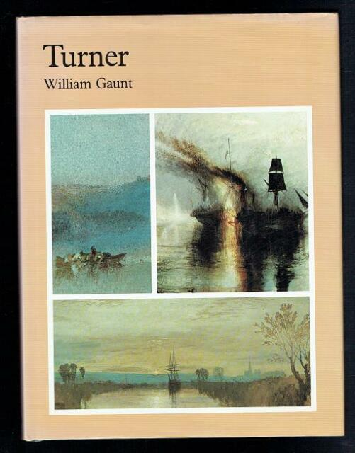 William Gaunt; Robin Hamlyn; Turner (Phaidon Colour Library). 1981 Good