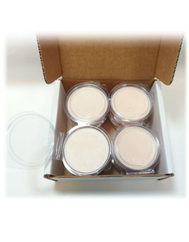 Barber-shaving-mug-soap-clean-fresh-scent-thick-lather-8-CAKES-OF-SOAP