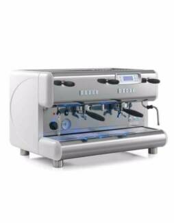 Commercial La San Marco TOP 85 2 Groups Coffee Machine