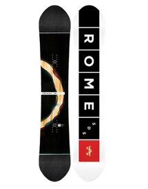 Men's Rome Mod Snowboard For Sale. VGC. Reduced Price.