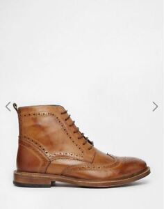 Kurt Geiger Brogue Boots (BRAND NEW)