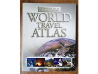 World travel atlas.