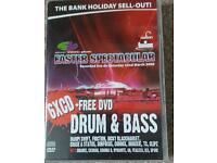 Slammin vinyl cd pack