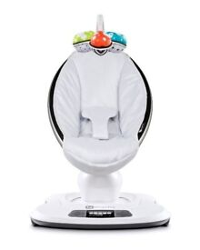 4Moms Classic Grey Immaculate Mamaroo