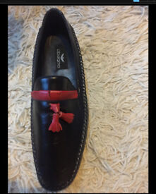 Two Tone High End Shoes Size 45