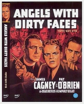 ANGELS WITH DIRTY FACES (1938) James Cagney [DVD] FAST SHIPPING