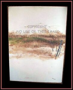 1978 Painting -- Large -- * * REAL ART  * *
