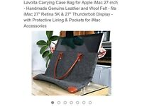 "I mac 27"" transportation bag"