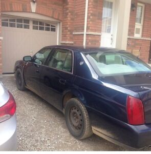 Rare Cadillac Deville For sale