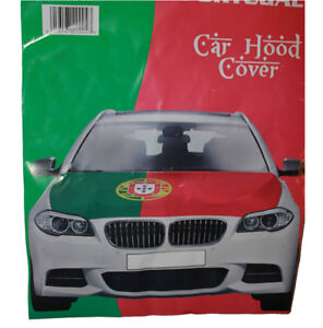 CAR HOOD COVER FLAGS WORLD CUP 2018
