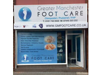 Therapy room, clinic room, physio, Acupuncture, Reflexology to rent within private Podiatry clinic