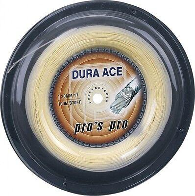 Pro's Pro Dura Ace Squash String 110M Reel - 17 / 1.20mm