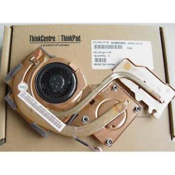 Notebook CPU Fan for ThinkPad T61 Series (with heatsink) (..