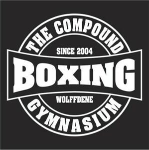 BOXING, private and group sessions.