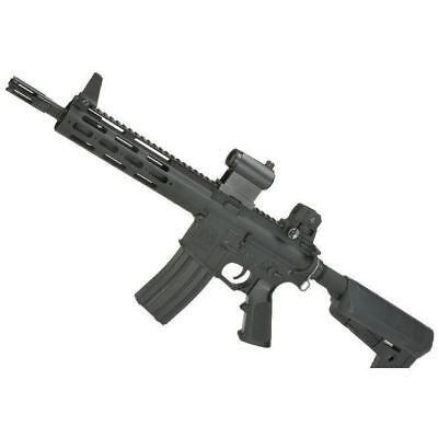 Airsoft Gun KRYTAC Alpha CRB AEG Rifle 300 FPS MOSFET Metal KEYMOD Full Auto 350
