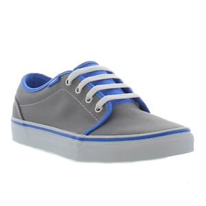 Vans Shoes Genuine 106 Vulcanized Mens Canvas Shoe Various Sizes UK 7 - 12