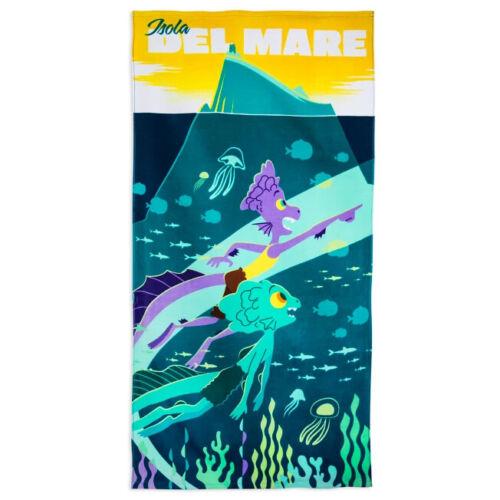 Disney Pixar Luca Towel for Bath or Beach