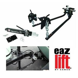 NEW WEIGHT DISTRIBUTING HITCH KIT 48058 212497827 1000LB CAPACITY EAZ-LIFT