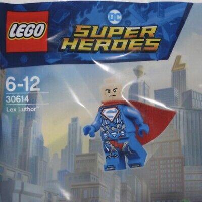 NEW LEGO DC Super Villains 30614 Lex Luthor In Original Polybag