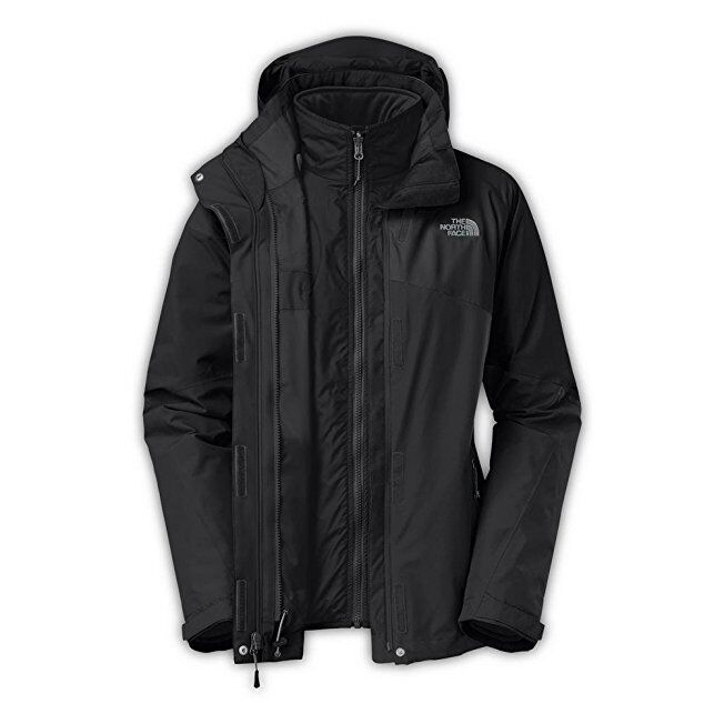 The North Face Women's Cinnabar Triclimate Jacket TNF Black/