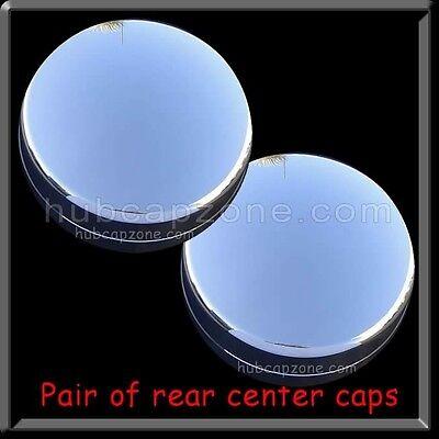 (2) 2013-2014 Dodge Ram Truck 3500 Rear Pair Wheel Hub Caps, Dually Center Caps