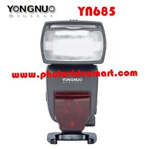 Yongnuo 685C Flash with Build-in Radio Receiver for Canon