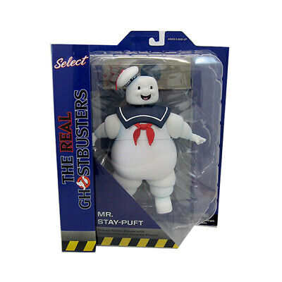 GHOSTBUSTERS SELECT SERIES 10 STAY PUFT MARSHMALLOW MAN - Stay Puft Marshmallow Man Ghostbusters