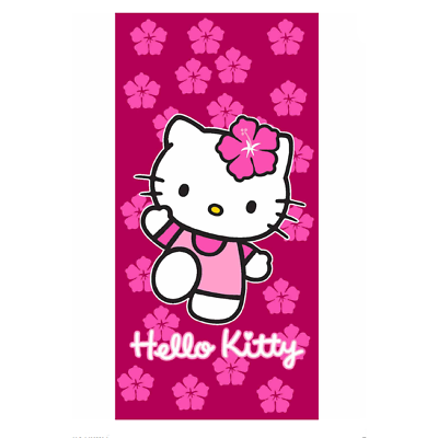 Drap de bain HELLO KITTY