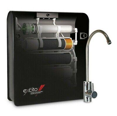 Aqua Plus Wasser-filter (Aquapearl PLUS Wasserfilter für Trinkwasser von OSMOTECH bis zu 720 l/Tag)