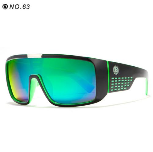KDEAM Men Sport Polarized Sunglasses Large Oversize Outdoor Driving Glasses Hot