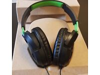 Turtle Beach Recon 50X headset in excellent condition