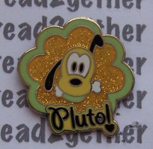 Disney Pin Cute Characters Mystery Tin Pluto